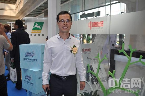 中山市淋浴房行业协会秘书长李...